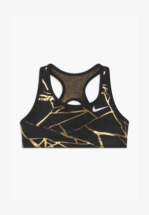 Sport BH - black/gold