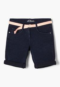 s.Oliver - REGULAR FIT - Shorts - navy - 2