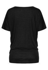 super.natural - Sports shirt - schwarz - 3