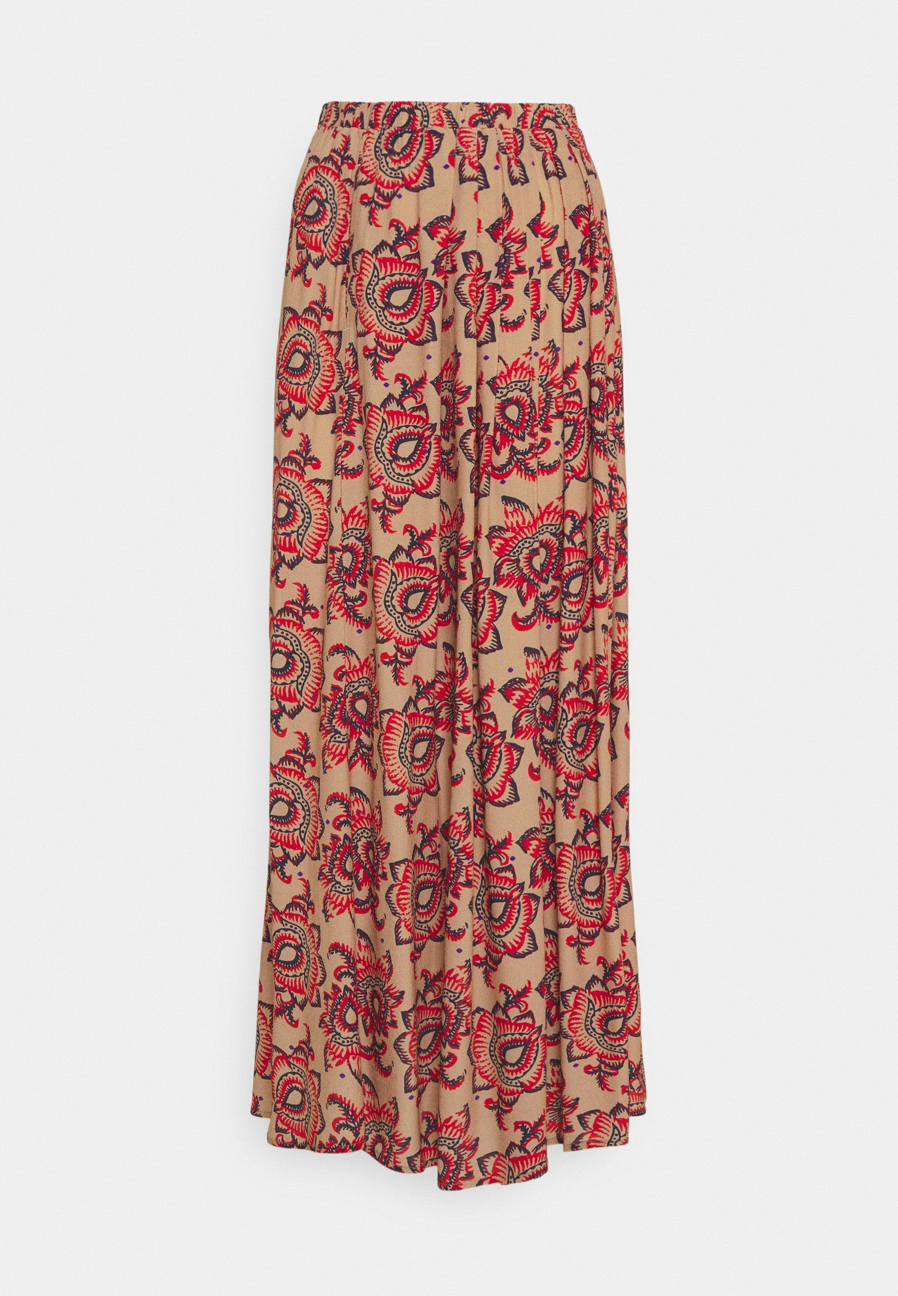 Women LOTUS SKIRT - Maxi skirt