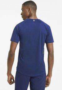 Puma - COOL  - Print T-shirt - elektro blue - 2