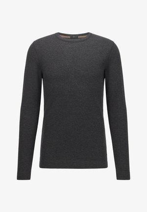 TEMPEST - T-shirt à manches longues - black