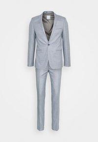 Viggo - POUL SLIM SUIT - Kostuum - light blue - 0