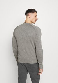 Abercrombie & Fitch - CORE ICON CREW - Jumper - grey - 2