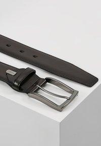 Lloyd Men's Belts - REGULAR BELT - Belt business - dark brown - 2