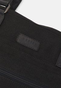 Still Nordic - ZAYNE BRIEF ROOM - Laptop bag - black - 3