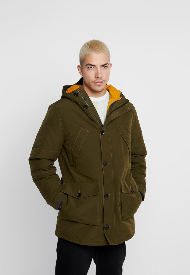 ARI PARKA - Light jacket - army