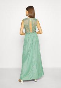 YAS - ELENA MAXI DRESS SHOW - Vestido de fiesta - oil blue - 2