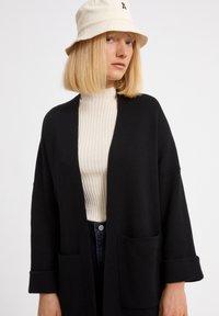 ARMEDANGELS - Classic coat - black - 2