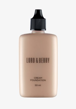 CREAM FOUNDATION - Foundation - foundation almond