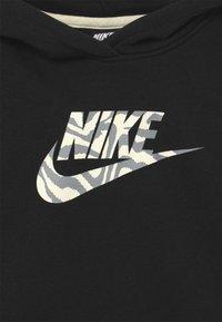 Nike Sportswear - CROP HOODIE  - Sudadera - black - 2