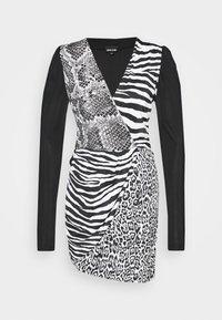 Just Cavalli - Pouzdrové šaty - back - 0