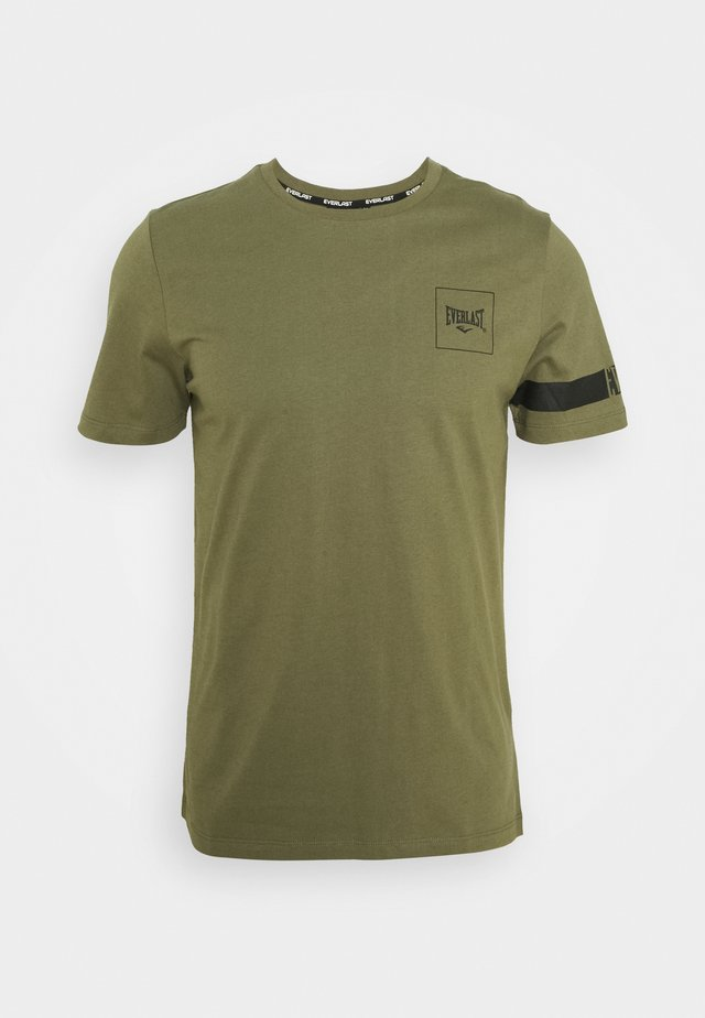 TEE KING - T-shirt imprimé - green
