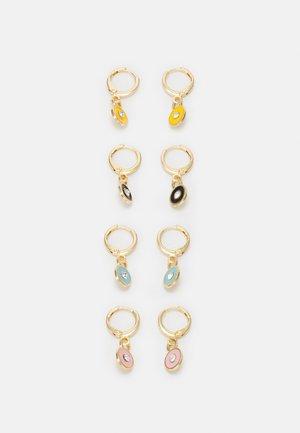 EARRINGS 4 PACK - Earrings - gold-coloured