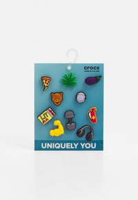 Crocs - JIBBITZ GET SWOLE UNISEX 10 PACK - Other accessories - multi-coloured - 1