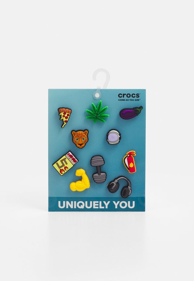 GET SWOLE UNISEX 10 PACK - Overige accessoires - multi-coloured