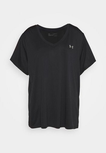 TECH - T-shirts - black