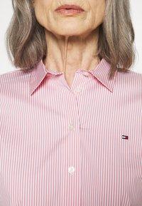 Tommy Hilfiger - ESSENTIAL - Button-down blouse - pink grapefruit - 5