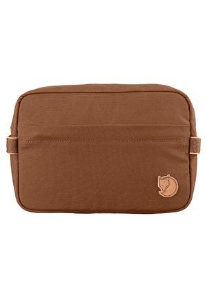 Wash bag - chestnut [230]
