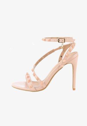LABANCA  - Sandály na vysokém podpatku - pink