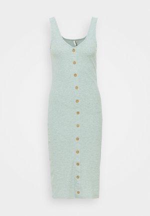 ONLNELLA BODYCON DRESS - Denní šaty - chinois green