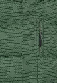 Gosoaky - TIGER EYE - Płaszcz zimowy - green bay - 5