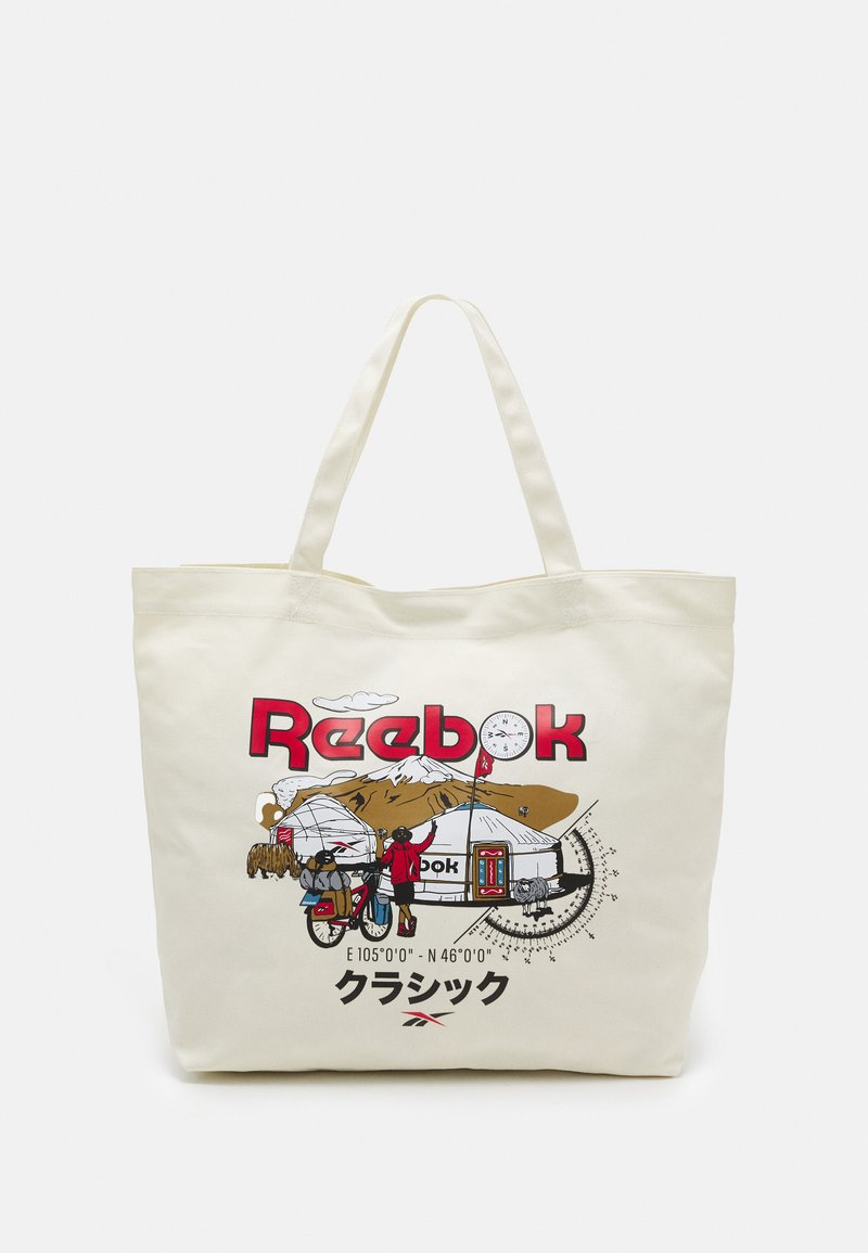 Reebok Classic - ROADTRIP UNISEX - Shopping bags - off-white