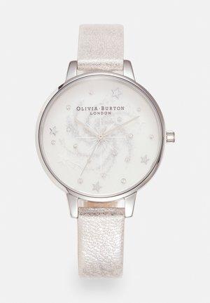 CELESTIAL - Montre - silver-coloured