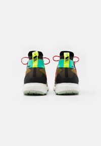 adidas Performance - TERREX  FREE HIKER PRIMEBLUE - Hikingsko - wild moss/core black/acid mint - 2