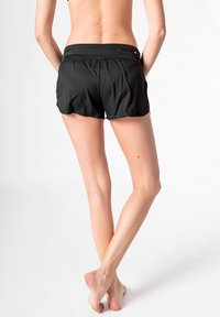 Nike Swim - Swimming shorts - black - 2
