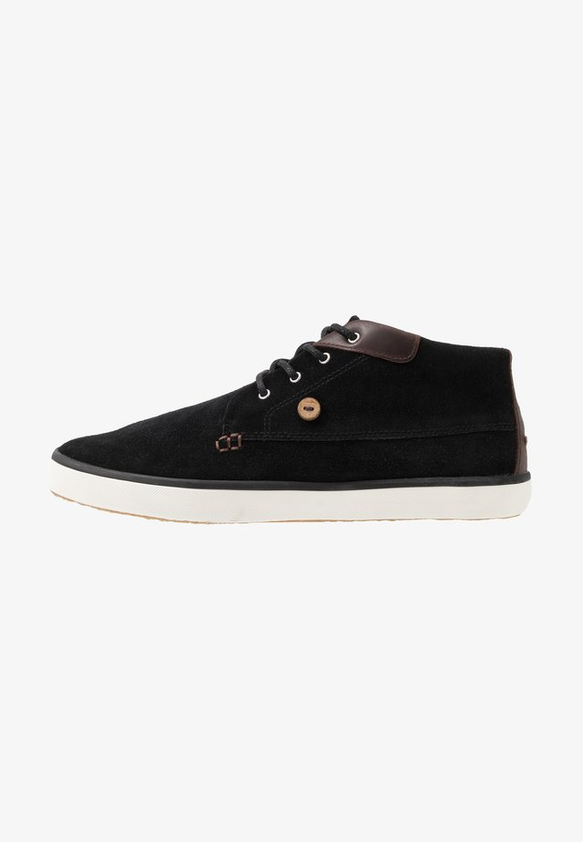 BASKETS WATTLE  - Chaussures à lacets - black