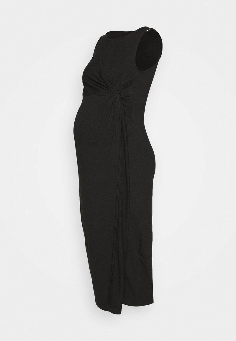 MAMALICIOUS - MLMEHA DRESS - Vestido ligero - black