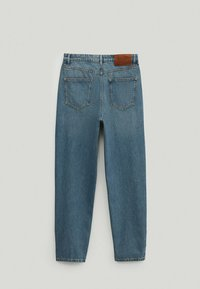 Massimo Dutti - Relaxed fit jeans - blue - 4