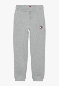 Tommy Hilfiger - UNISEX FLAG  - Trainingsbroek - light grey heather - 0