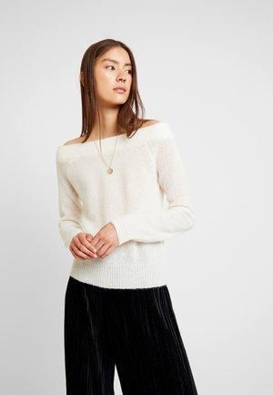 Pullover - gardenia