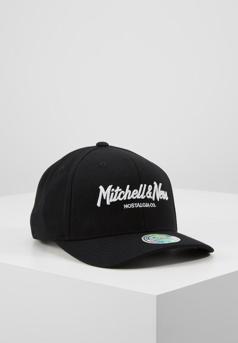 Mitchell & Ness - PINSCRIPT - Caps - black