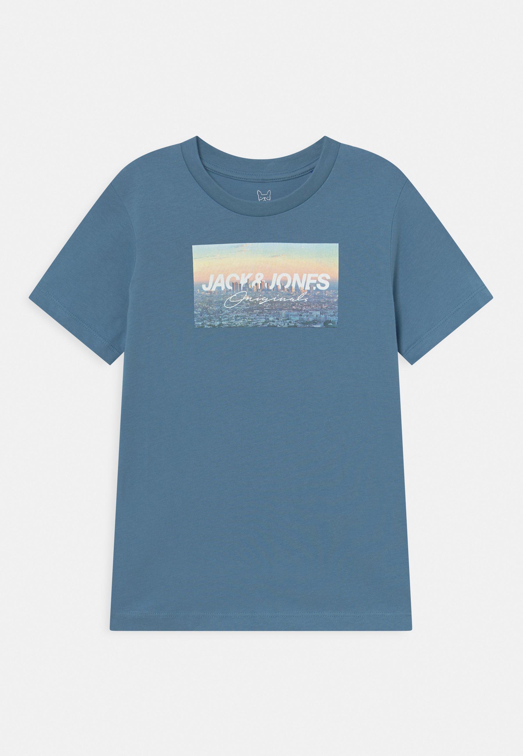 Bambini JORBENTS TEE CREW NECK JR - T-shirt con stampa