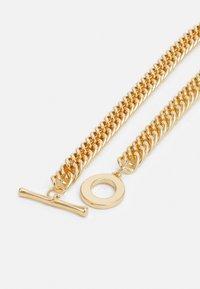 Pieces - PCBARRY COMBI NECKLACE - Necklace - gold-coloured - 1