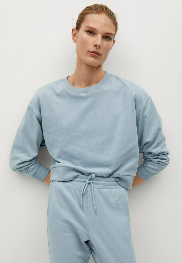 RELAX-A - Sweter - hemelsblauw