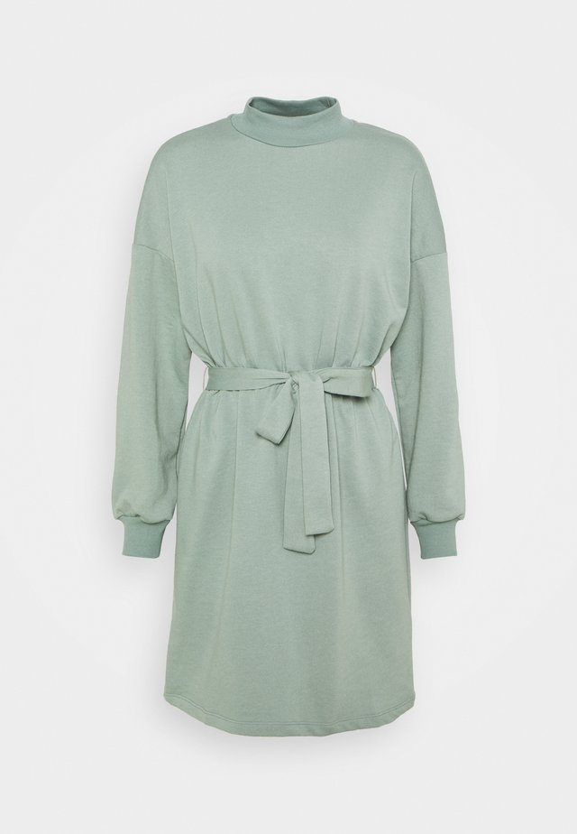 NMALIAH DRESS - Day dress - slate gray
