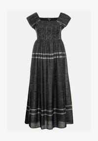 Ulla Popken - POPKEN - Maxi dress - schwarz-weiß - 1