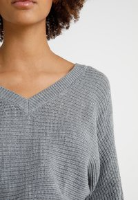 TWINTIP - Jumper - mottled grey - 5