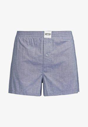 Boxer shorts - blue