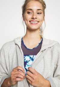 Free People - SIDE SWEPT HOODIE - Hoodie - grey - 4