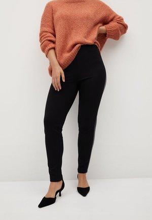 OTTI - Leggings - Trousers - schwarz