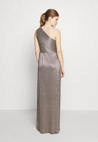 Lauren Ralph Lauren - IONIC LONG GOWN - Vestido de fiesta - antique bronze - 2