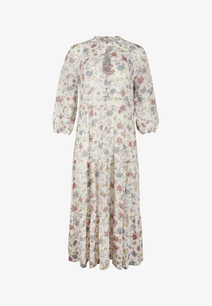 REVIVAL FLORAL - Maxikleid - white