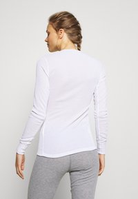 ODLO - CREW NECK ACTIVE WARM - Undershirt - white