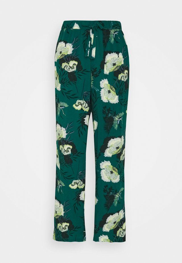 PANT LOTUS BIRD - Pyjamabroek - storm