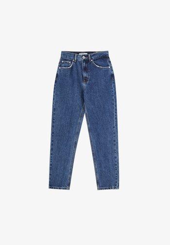MOM - Jeans baggy - mottled blue